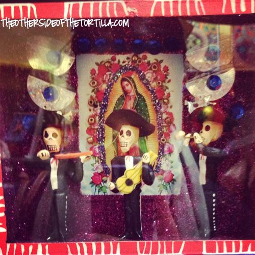 calacas de mariachi