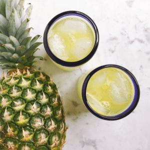 How to make agua de piña, a Mexican pineapple agua fresca