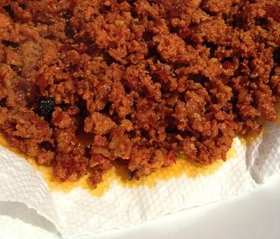 Chorizo Casero | Homemade Chorizo