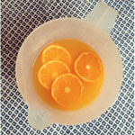 Agua fresca de mandarina recipe on theothersideofthetortilla.com