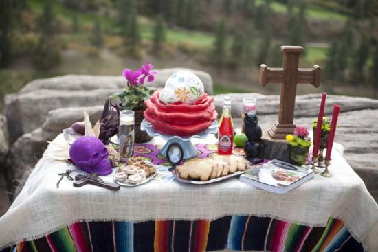 Día de los Muertos with Muy Bueno Cookbook