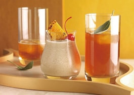 Charred Orange Colada (Recipe from McCormick Spices)