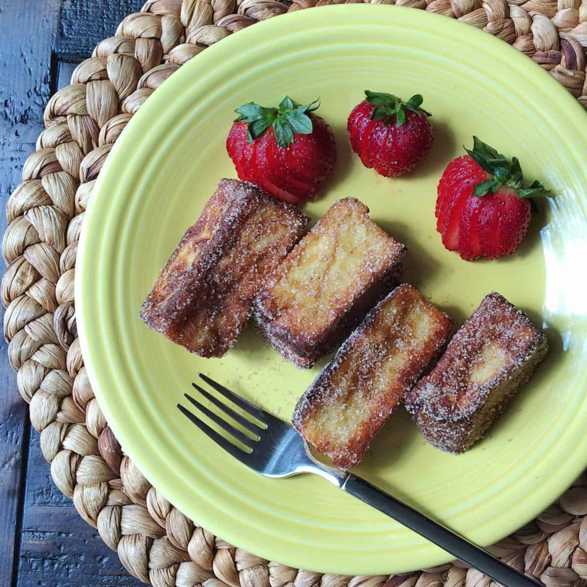 Collection Of Solutions How To Make French Toast Without Vanilla Blueberry French  Toast