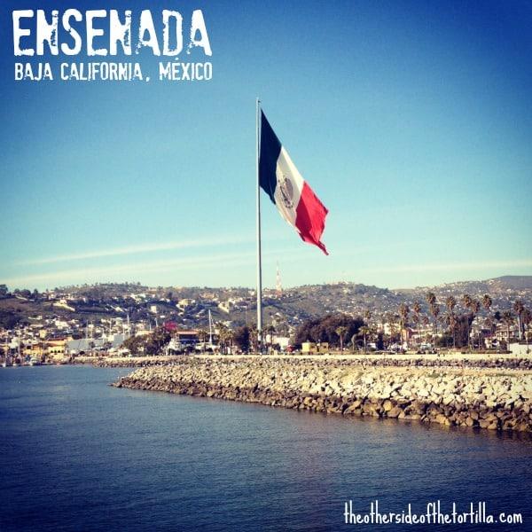 Bahía Todos Los Santos, Ensenada, Baja California, Mexico