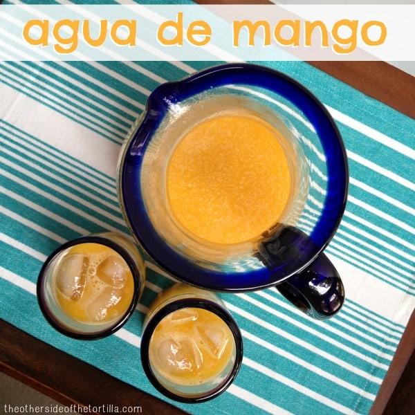 auga de mango