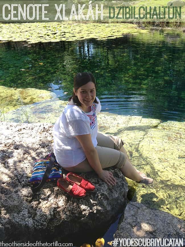 Dzibilchaltún: Cenote Xlakah