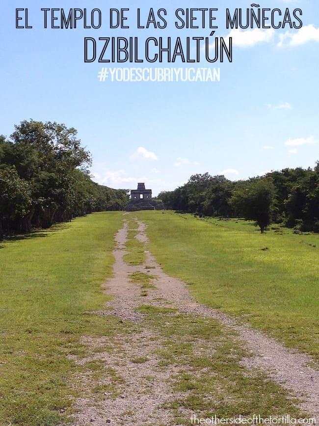 Dzibilchaltún: El Templo de las Siete Muñecas