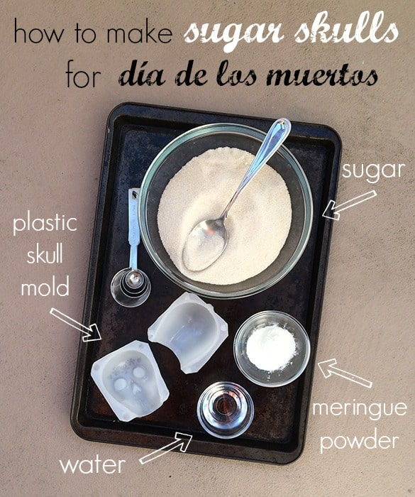 How to make sugar skulls for Día de los Muertos - The Other Side of ...