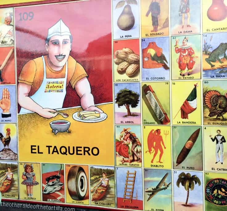 Lotería Grill at the LA Farmers Market, Los Angeles, California