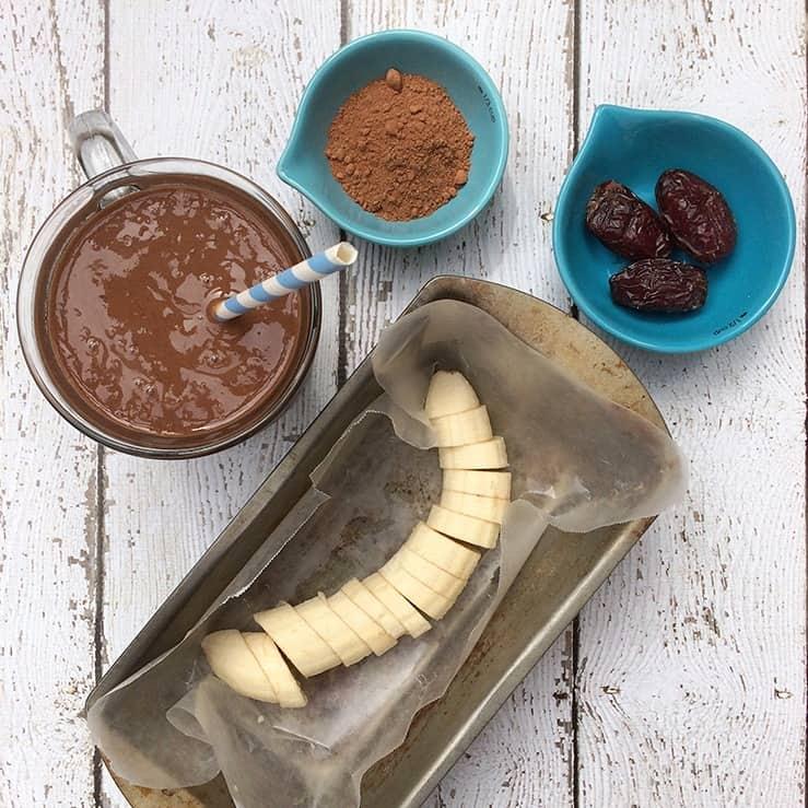 Vegan Chocolate Banana Cake Uk
