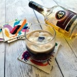 How to make a carajillo, the Spanish coffee cocktail that's popular in Mexico. Recipe via @MauraHernandez at The Other Side of The Tortilla