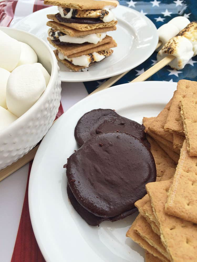 Mexican Chocolate S'mores