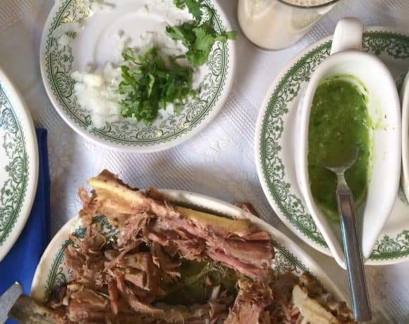 What to order at Enrique in Mexico City via theothersideofthetortilla.com