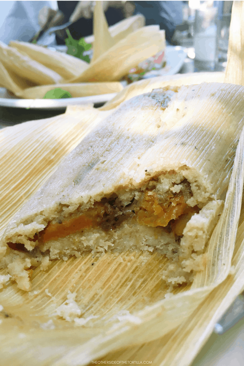 What to order at Gracias Madre in West Hollywood: Tamales